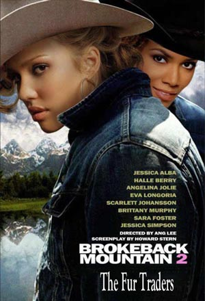 Brokeback 2: Fur Traders