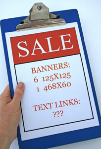 Banner Ads for Sale